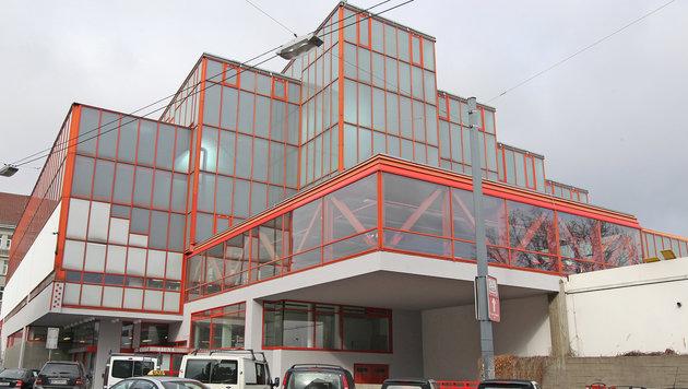 Das Stadthallenbad (Bild: Klemens Groh)