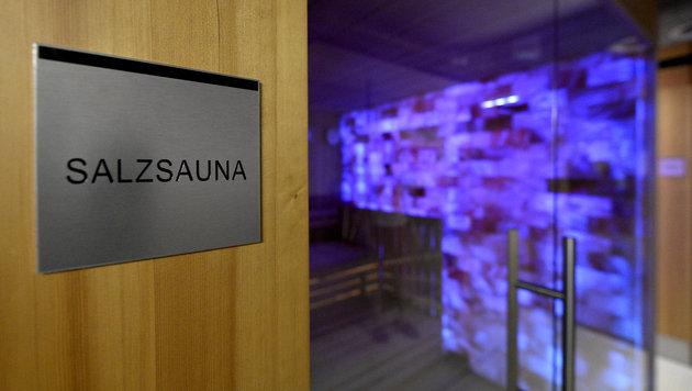 """""""Weil Kontrolle fehlte"""": Sauna-Besucherin tot (Bild: APA/HERBERT NEUBAUER)"""