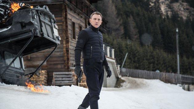 Daniel Craig: Noch mal James Bond für Rekordgage (Bild: CapFSD/face to face)