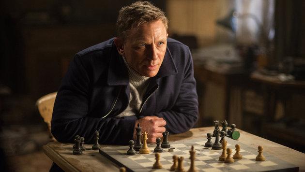 "James Bond Daniel Craig in ""Spectre"" (Bild: AP)"