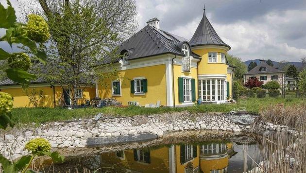 Die Villa des Opfers (Bild: Markus Tschepp)