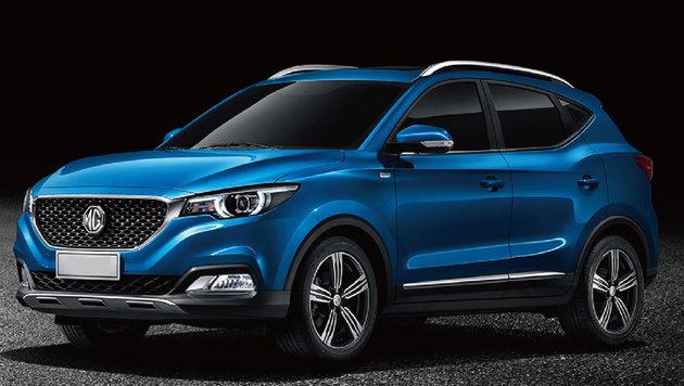 MG XS: Kleines, britisches China-SUV für Europa (Bild: MG)