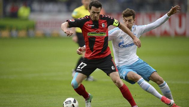 2:0 gegen Schalke!  Freiburg voll auf Europa-Kurs (Bild: AP)