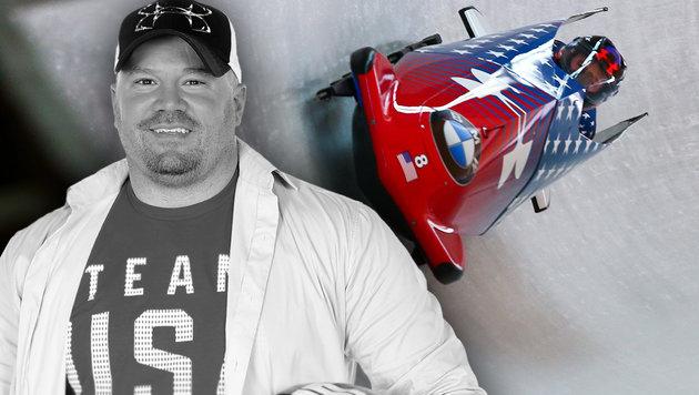 Bob-Olympiasieger Holcomb stirbt mit 37 Jahren (Bild: APA/AFP/Harry How, GEPA)