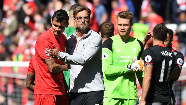 Liverpool daheim nur 0:0 gegen Southampton (Bild: AFP)
