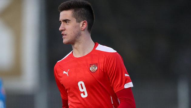 ÖFB-Youngster Jakupovic debütiert in der Serie A (Bild: GEPA)