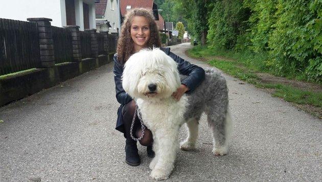 Miss Vorarlberg Sophie Thurnher hat heute Matura. (Bild: unbekannt)