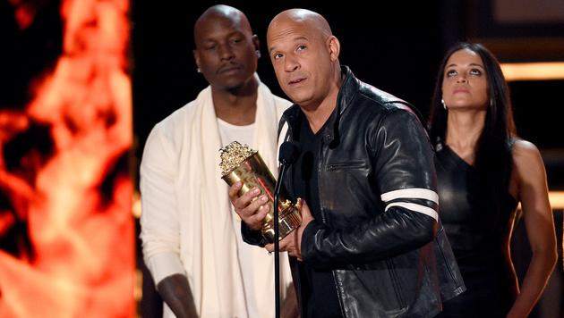 Vin Diesel (Bild: 2017 Getty Images)