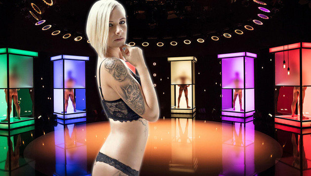 """""""Nackt-Dating-Show auf RTL II: Wienerin rechnet ab! (Bild: Fotografie Schneider Sandra & RTL II)"""""""