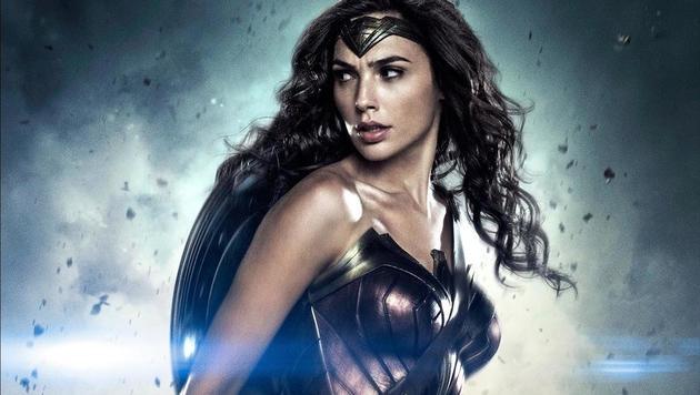 Gal Gadot als Wonder Woman (Bild: CapFSD/face to face)