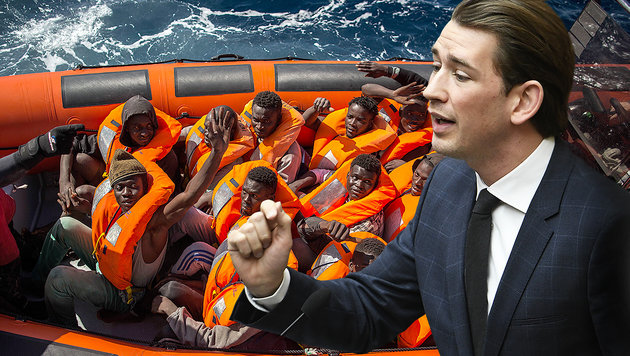Neue Flüchtlingswellen: Die nächste Krise kommt (Bild: APA/ROBERT JAEGER, AP)