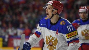Russland & Kanada spazieren zu klaren Siegen! (Bild: AFP)