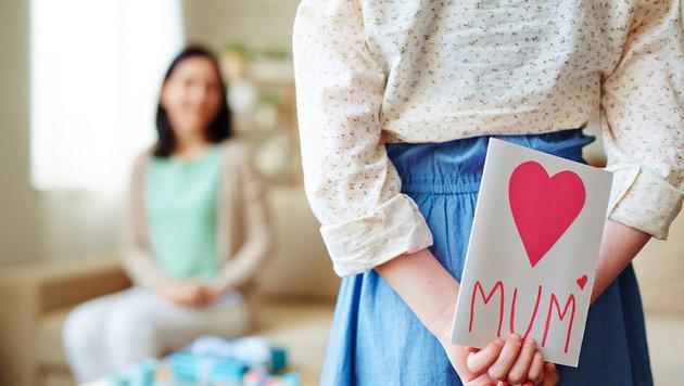 So viel geben die Österreicher für ihre Mütter aus (Bild: thinkstockphotos.de)