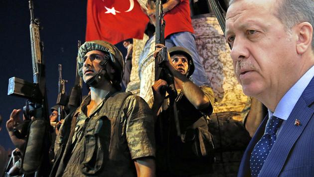 """""""Türkei kann Europa in drei Tagen einnehmen"""" (Bild: AP)"""