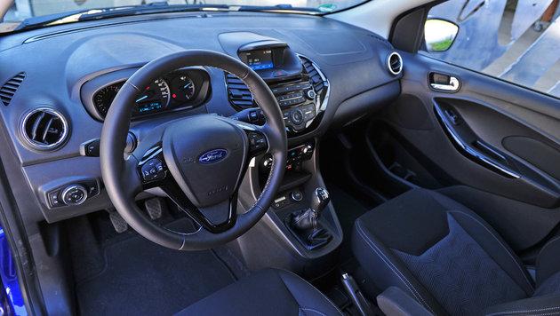 Ford Ka+: Da gibt's jetzt mehr für weniger (Bild: Ford)