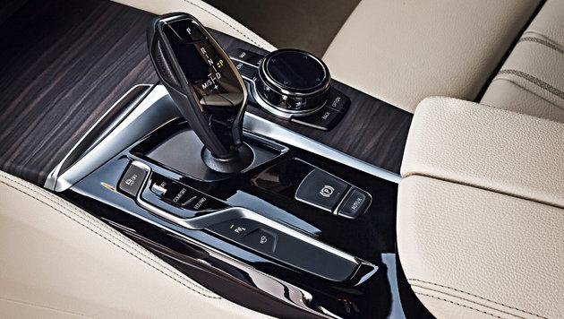 BMW 5er Touring: Platz für Wasserspiele (Bild: BMW)