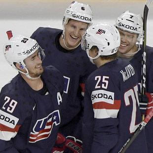 USA & die Schweiz feiern lockere 3:0-Pflichtsiege (Bild: AP)