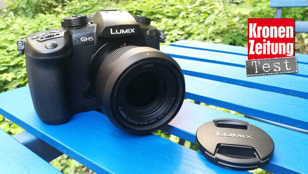 4K-Wunderding: Panasonic Lumix GH5 im Test (Bild: Dominik Erlinger)