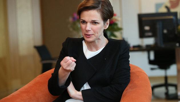 Pamela Rendi-Wagner (Bild: Peter Tomschi)