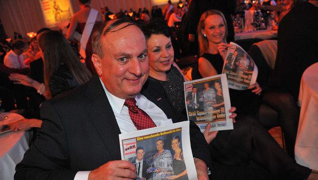 WK-Präsident Rudi Trauner erkrankte an Parkinson. (Bild: Horst Einšder)