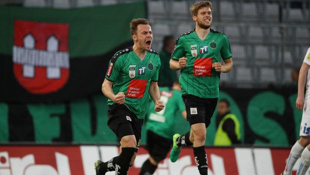 SV Horn nach Last-Minute-Pleite Tabellenletzter (Bild: GEPA)