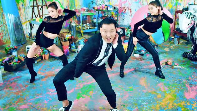 Psy: Der größte YouTube-Star der Welt  ist zurück (Bild: YouTube.com)