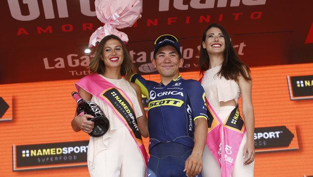 Australier Ewan gewinnt 7. Etappe im Sprint (Bild: AFP)