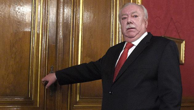 Wiens Bürgermeister Michael Häupl, SPÖ (Bild: APA/Helmut Fohringer)