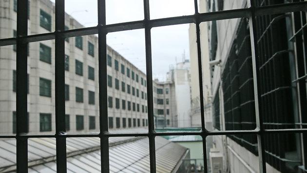 Derzeit atmet der 14-jährige Nachwuchsgangster gesiebte Luft, sitzt in U-Haft (Bild: KRONEN ZEITUNG/Tomschi)