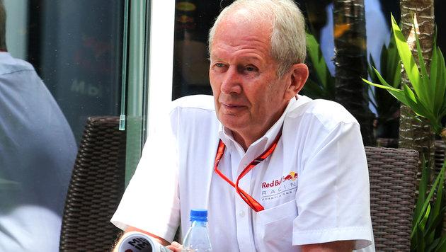 Helmut Marko (Bild: GEPA)
