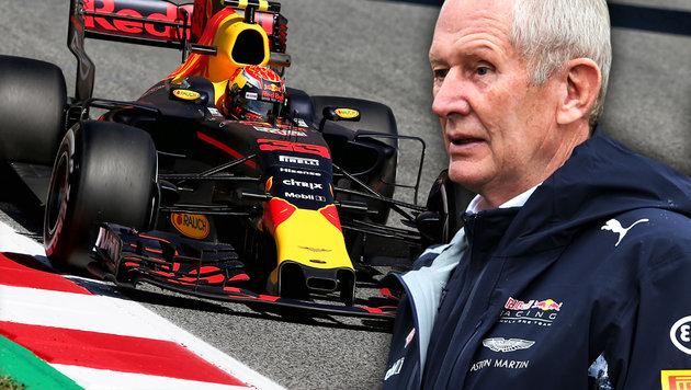Red-Bull-Ausstieg? Marko pocht auf Motoren-Lösung (Bild: GEPA)