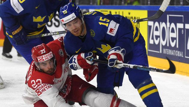 Schweden & USA stehen im Viertelfinale der WM! (Bild: AFP or licensors)
