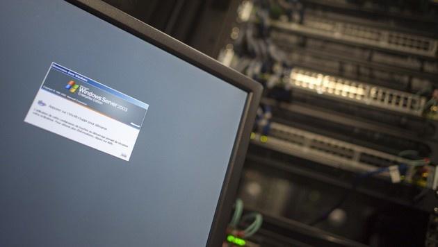 """Cyber-Apokalypse"": Europol gibt Entwarnung (Bild: AFP)"