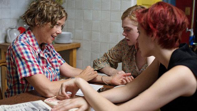 """Bening und Co. sind """"Die Jahrhundertfrauen"""" (Bild: Einhorn Film)"""