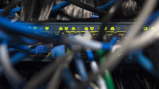 "China: USA tragen Mitschuld an ""WannaCry""-Virus (Bild: AFP)"