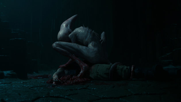 """""""Covenant"""": Aliens haben Forscher zum Fressen gern (Bild: 20th Century Fox)"""