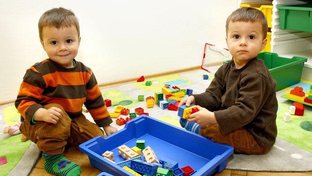 Kinderbetreuung wird immer wichtiger. (Bild: Gespag)