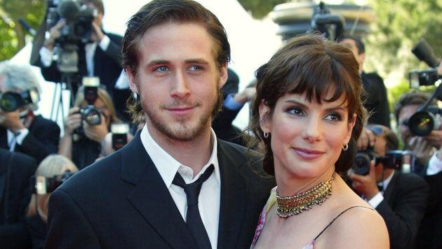 Ryan Gosling datete Anfang der 200er-Jahre die um 16 Jahre ältere Sandra Bullock. (Bild: AFP)