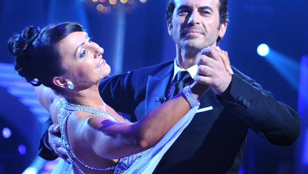 "2011 belegte Galeli mit Profi-Partnerin Julia Polai den 3. Platz bei ""Dancing Stars"". (Bild: ORF)"