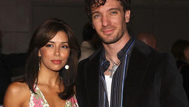 Eva Longoria war acht Monate mit Ex-Boyband-Schnuckel CJ Chasez liiert. (Bild: 2004 Getty Images)
