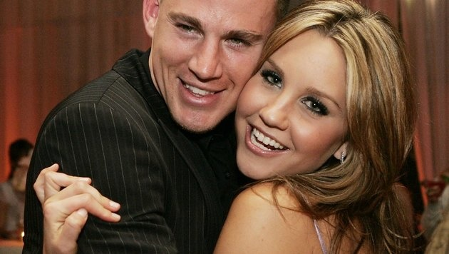 Channing Tatum kuschelte auch privat mit Amanda Bynes. (Bild: 2006 Getty Images)