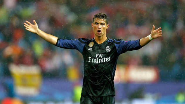 Ronaldo und Co. dürfte es bald nur noch hinter Bezahl-Schranken zu bewundern geben. (Bild: AP)