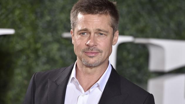 Brad Pitt (Bild: 2016 Invision)