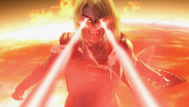 """E-Sportler kämpfen um die """"Injustice 2""""-Krone (Bild: Warner Bros. Interactive)"""