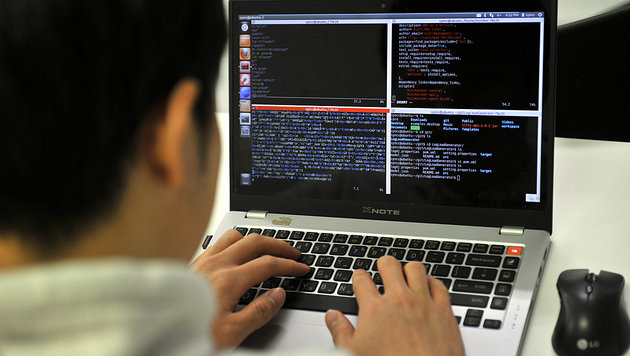 Nordkorea könnte hinter Cyberangriff stecken (Bild: AFP)