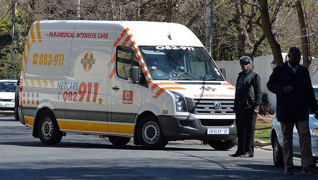 Südafrika: Mehr als 20 Tote bei Grubenunglück (Bild: AFP/Alexander Joe (Symbolbild))