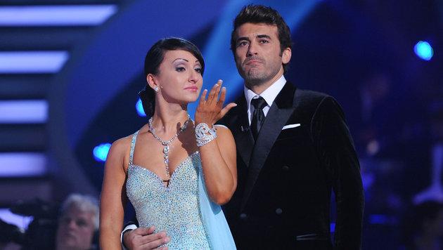 Galeli und Polai sind 2011 im Finale mit der ausgeschieden und wurden Dritter. (Bild: ORF)