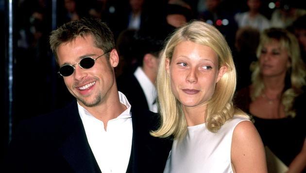 Brad Pitt und Gwyneth Paltrow waren sogar verlobt. (Bild: Viennareport)