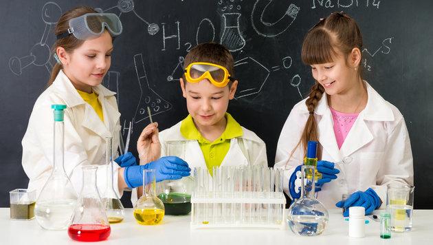 439 Lehrveranstaltungen für mehr als 4000 Kinder (Bild: thinkstockphotos.de)
