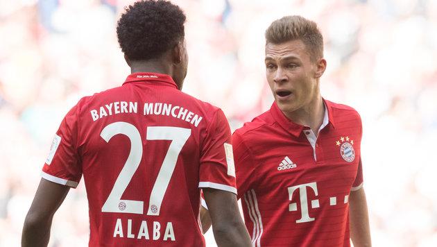 Kimmich-Gerücht: Bayern platzt der Kragen! (Bild: GEPA)